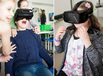 Virtualios realybės šou